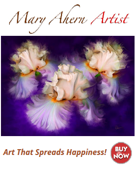 Shop Garden Art From Mary Ahern Artist